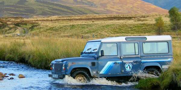 Off Road Land Rover Safaris